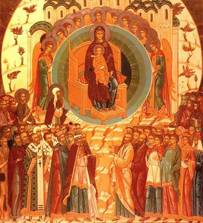 Părintele Ilie Cleopa: Predică la Soborul Maicii Domnului