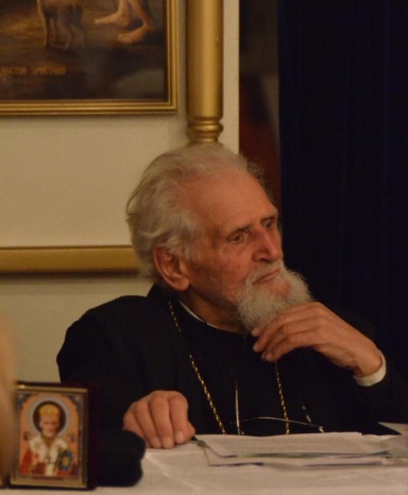 """Părintele ION CÂRCIULEANU, la 96 de ani: """"Să-l fac pe om mai bun şi mai fericit!"""" - VIDEO"""