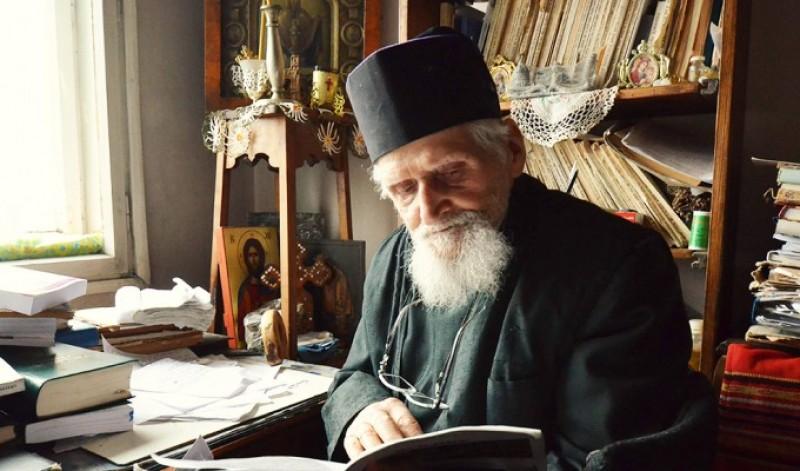 Părintele Ion Cârciuleanu s-a mutat la Domnul!