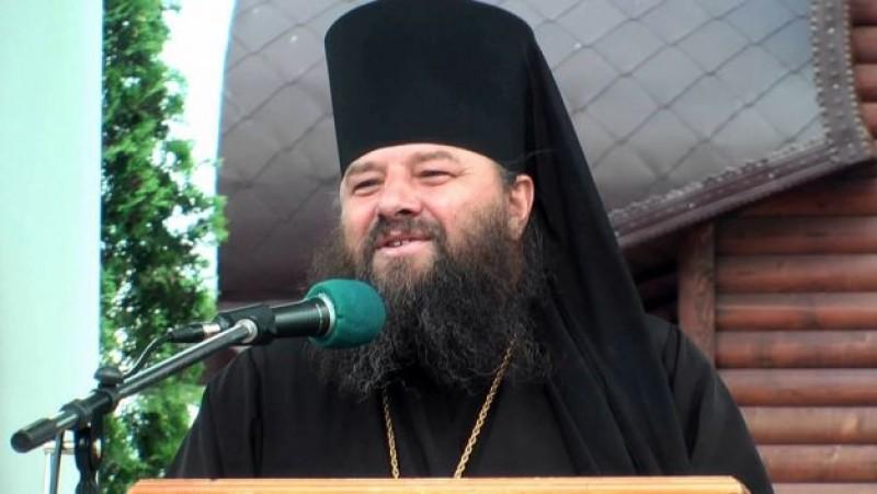 """Părintele Mihail Jar, stareţul Mănăstirii Bănceni, din Ucraina: """"Noi nu dăm copiii la moarte!"""""""