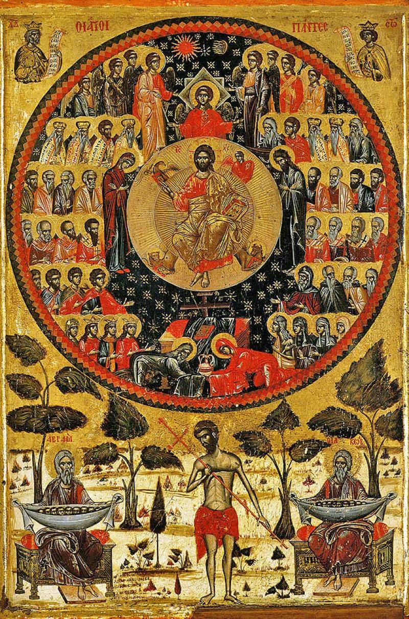 Părintele Sofian Boghiu: Duminica Tuturor Sfinților - VIDEO