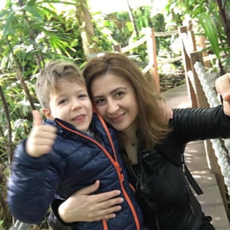 Părinții credeau că are apendicită, însă diagnosticul a fost cutremurător: o formă rară de cancer, la doar 6 ani