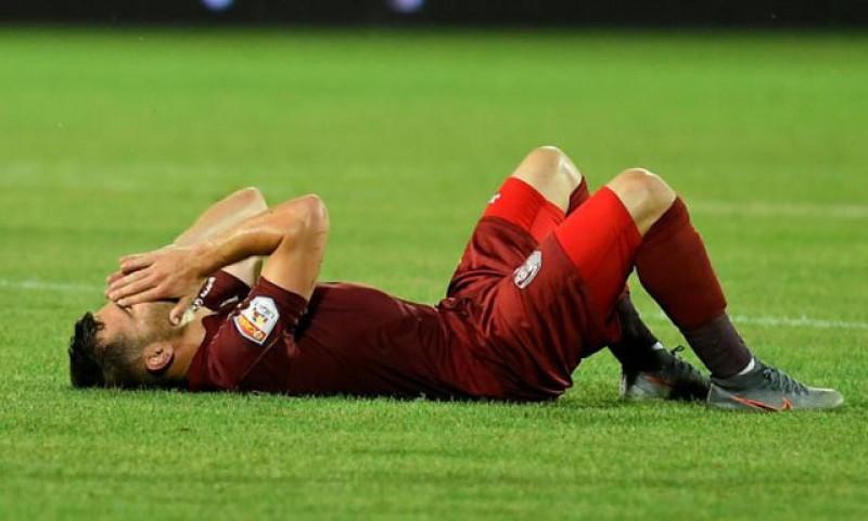 Partida dintre FC Botoșani și CFR Cluj a fost amânată! Clujenii au 26 de jucători infectați cu coronavirus!