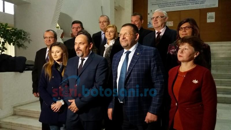 Partidul lui Băsescu a intrat în lupta pentru Parlament. Cine candidează la Botoşani! FOTO