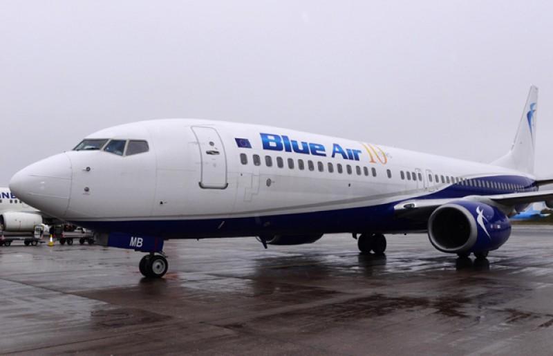 Pasageri abandonaţi pe aeroportul de la Suceava. Aveau bilete la Blue Air