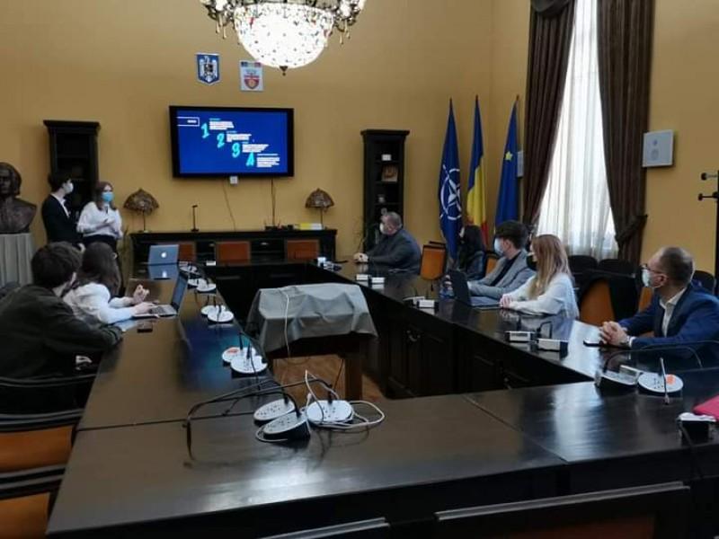 """Pași importanți realizați în transformarea Botoșaniului în """"Capitala Tineretului"""", anunță Primăria"""