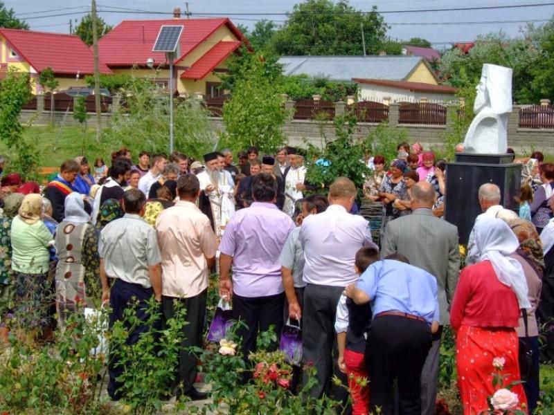 Patriarhul Teoctist, omagiat în localitatea Victoria!