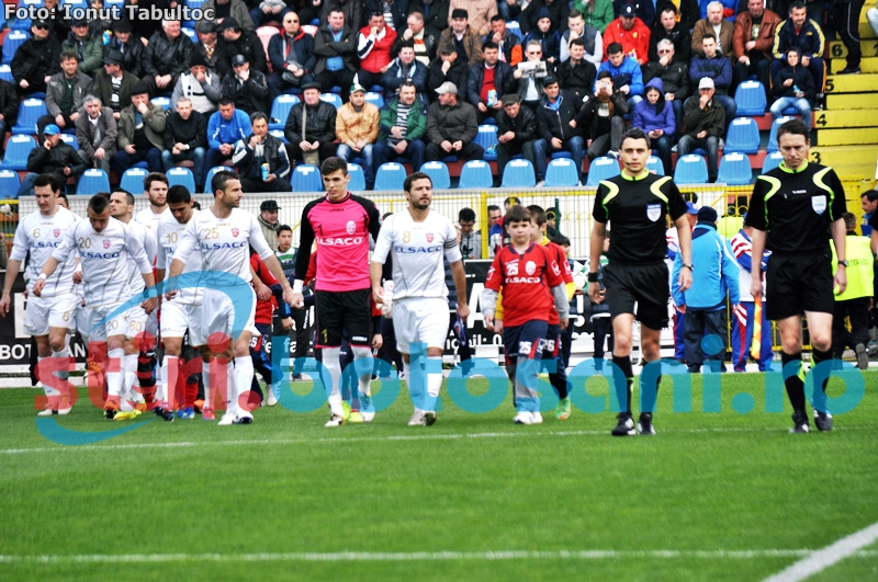 Patronul FC Botoșani a pus ochii pe un jucător dat afară de către Hagi
