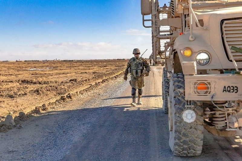 Patru militari români, răniţi în Afganistan
