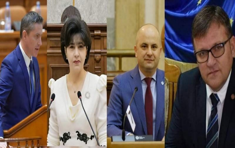 Patru social-democrați grei din Botoșani ar fi amenințat grosolan o fostă colegă de partid. Tupeul ar ascunde în spate un clan