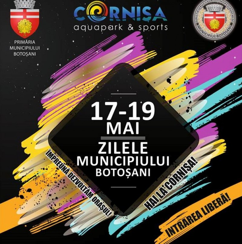 Pe 17 mai are loc deschiderea oficială a Parcului de Agrement turistic și sportiv Cornișa - VEZI PROGRAMUL!