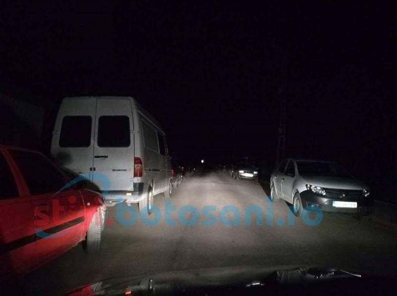Pe cartiere, iluminatul public în Botoşani pică pe noapte! FOTO