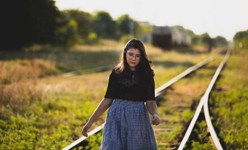 """Pe urmele Arethei Franklin: Karina Cibotariu, 13 ani, o voce """"neagră"""" într-un suflet pur și alb (VIDEO)"""