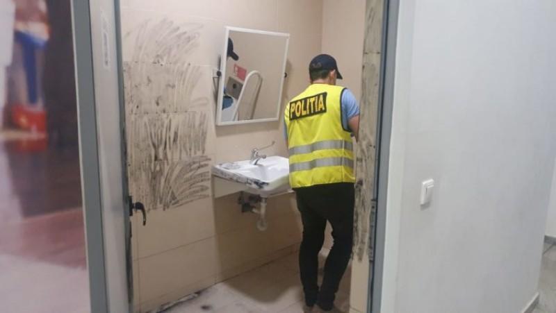Pedofilul de la mall, reținut de polițiștii botoșăneni