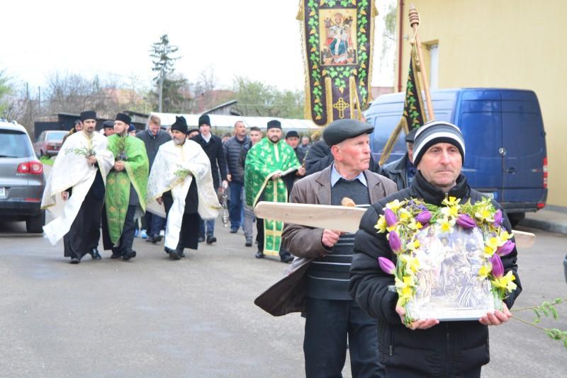 Pelerinaj de Florii la Bucecea! FOTO