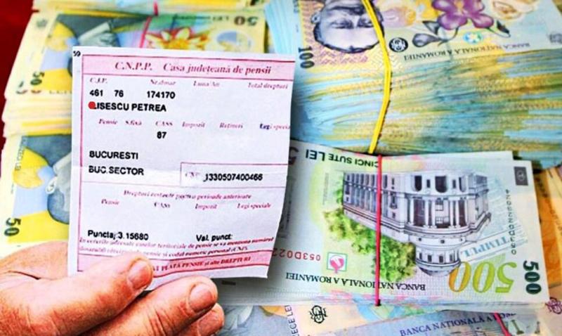Pensii speciale: 9.500 de persoane primesc în medie de 9.600 de lei pe lună. 90 000 de români nu primesc nici măcar pensia minimă socială