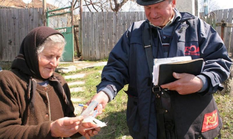 Pensiile românilor vor crește doar cu 10% în acest an