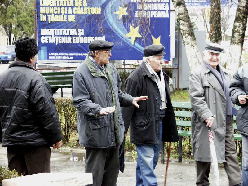 Pensionarii emigreaza in strainatate