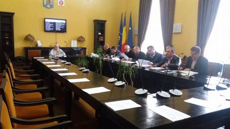 Pentru a doua oară consilierii locali ai PSD au spus PAS ședinței AGA de la Urban Serv