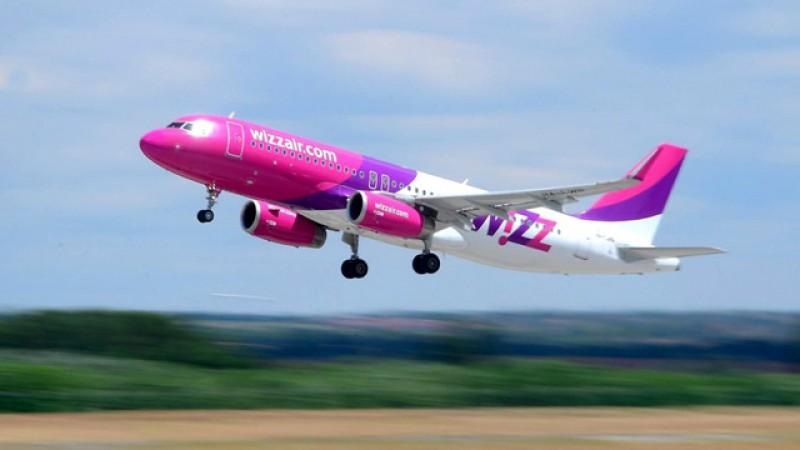 Pentru doritori: Wizz Air a anunţat astăzi două noi rute de plecare din România