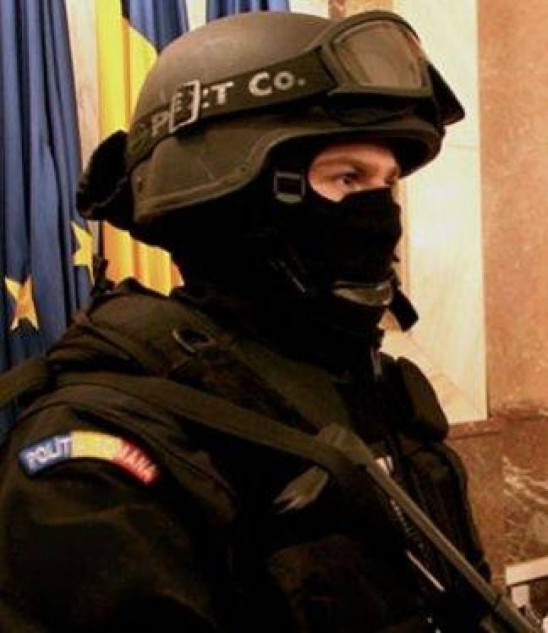 Perchezitii DIICOT la Jandarmeria Romana: Acuzatii de camatarie si santaj
