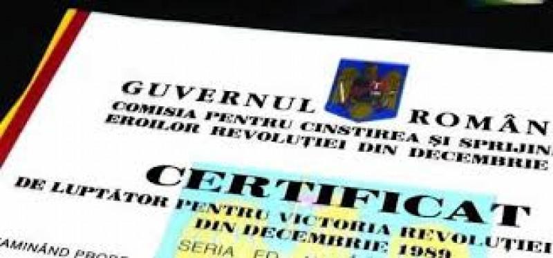 Perchezitii intr-un dosar care vizeaza acordarea ilegala de certificate de revolutionar. Seful Secretariatului de Stat pentru problemele Revolutionarilor, ridicat de procurori!