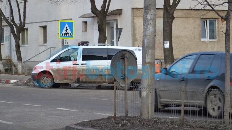 Percheziţii la Botoşani într-un caz de criminalitate informatică, instrumentat de DIICOT! FOTO