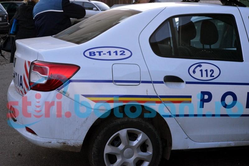 Percheziţii la Botoşani pentru depistarea unor suspecţi în cazul unui furt de substanţe periculoase