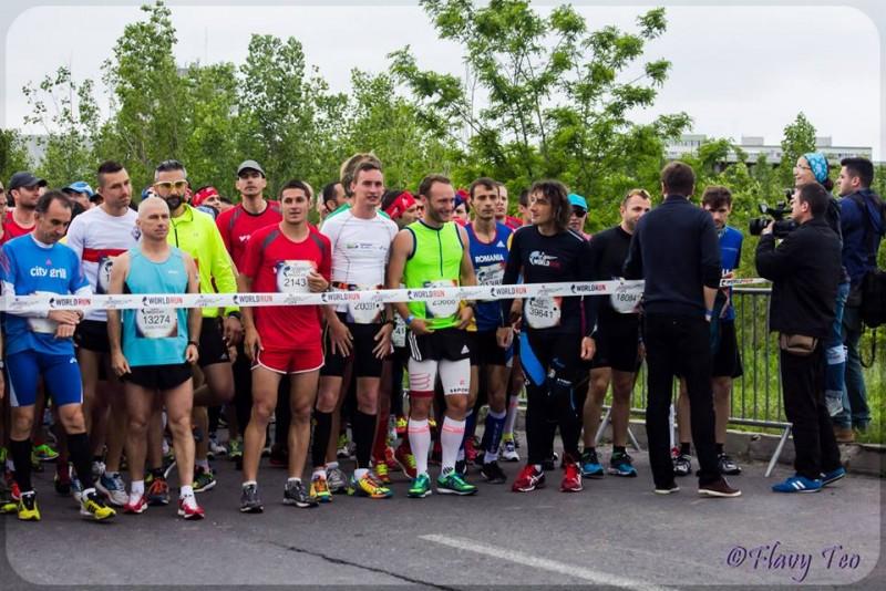 PERFORMANTA! Botosaneanul Alexandru Corneschi, locul 3 la Wings For Life, dupa o cursa alaturi de 35.397 de oameni din intreaga lume - FOTO, VIDEO