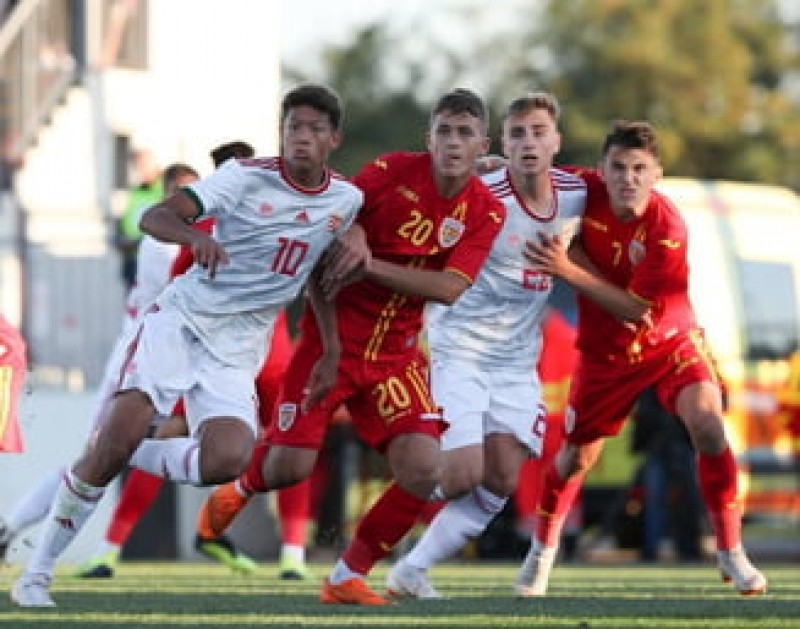 Performanța impresionantă realizată de naționala under 17 a României