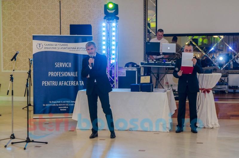 Performanța în afaceri, sărbătorită la Balul Oamenilor de Afaceri FOTO, VIDEO