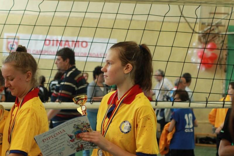 PERFORMANTA! Trei botosanence prezente la Campionatul Balcanic de volei, in tricoul nationalei