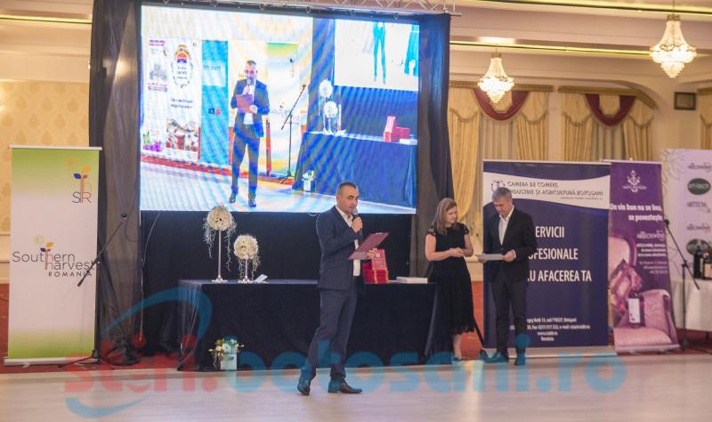 Performanțele firmelor din Judetul Botosani premiate in cadrul Balul Oamenilor de Afaceri. Topul după cifra de afaceri și profitul brut!