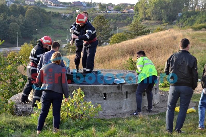 Pericolul bazinelor de colectare a apei de la Pacea, semnalat de un consilier local