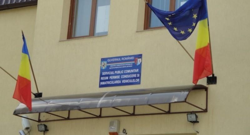 Program nou de lucru la Serviciul Permise şi Înmatriculări Botoşani