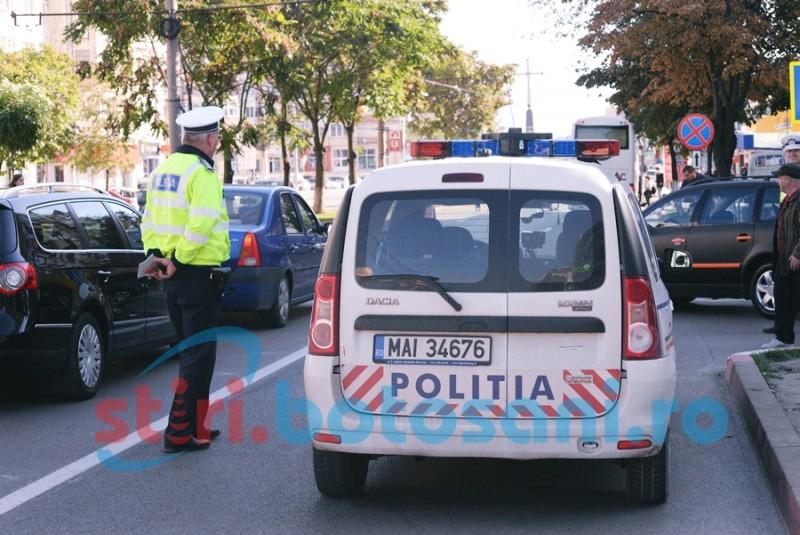 Șoferi lăsați fără permis pentru neacordare de prioritate pietonilor!