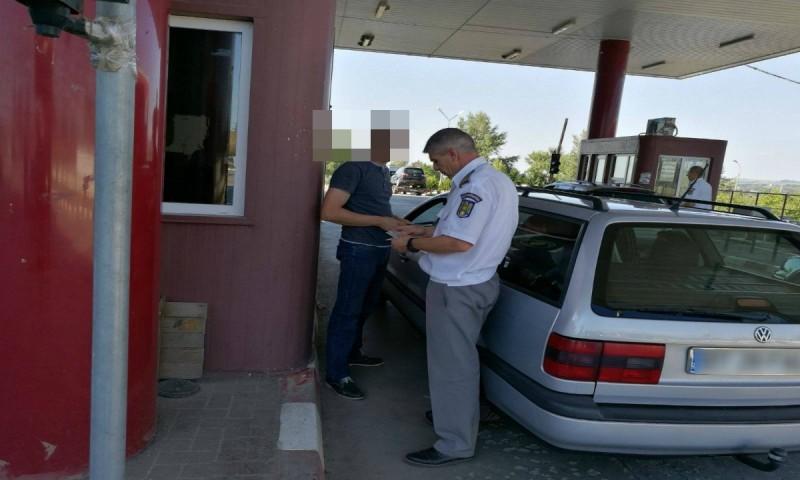 Permise de conducere false, descoperite în Vama Stânca. Ce le-au spus șoferii polițiștilor de fontieră!