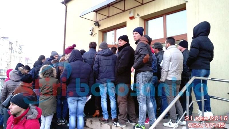 Solicitări de transfer, refuzate la Serviciul de Permise Botoșani. Noi demersuri la nivel central!