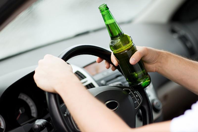Persoane depistate sub influenţa alcoolului