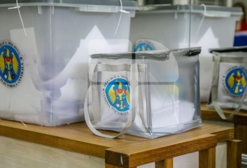 Persoanele aflate în izolare pot solicita online urna mobilă pentru a vota pe 6 decembrie