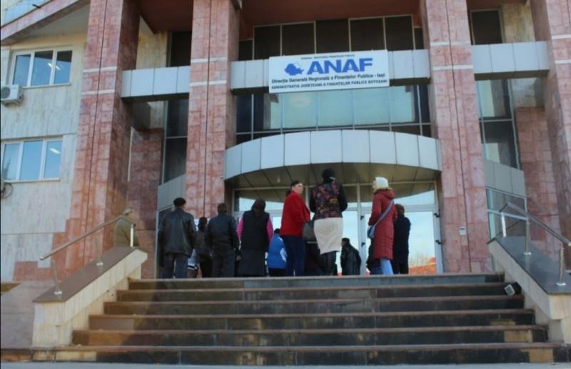 Personal ANAF Botoșani, pus la dispoziție pentru lămurirea unor modificări fiscale