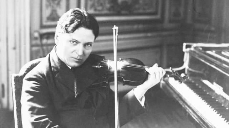 Personalitatea zilei: 138 de ani de la nașterea lui George Enescu