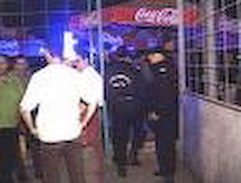 Peste 100 de politisti au iesit in strada!
