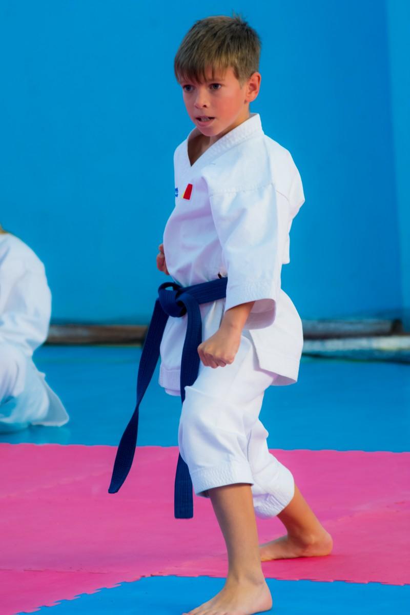 Peste 100 de sportivi au participat la Nord Est Karate Cup! FOTO