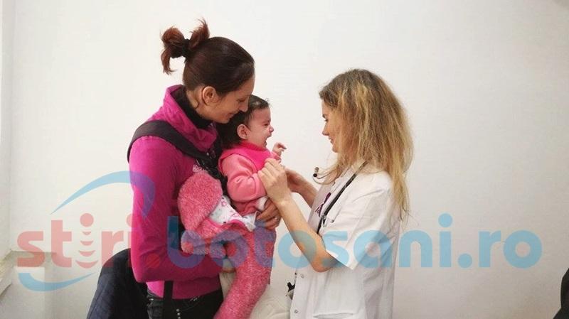 """Peste 200 de copii născuţi prematur, în 2017, la Maternitatea Botoşani. """"Au fost şi copii sub 1.000 de grame"""""""
