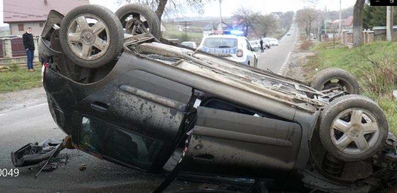 Peste 460 de oameni au murit sau au fost răniți în accidente rutiere, în județul Botoșani, anul trecut