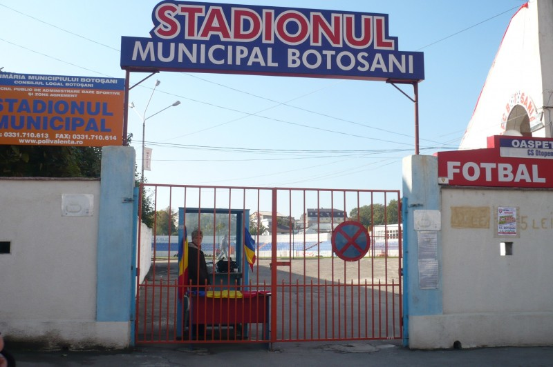 Peste 70.000 lei costa organizarea meciului Romania-Anglia la Botosani!