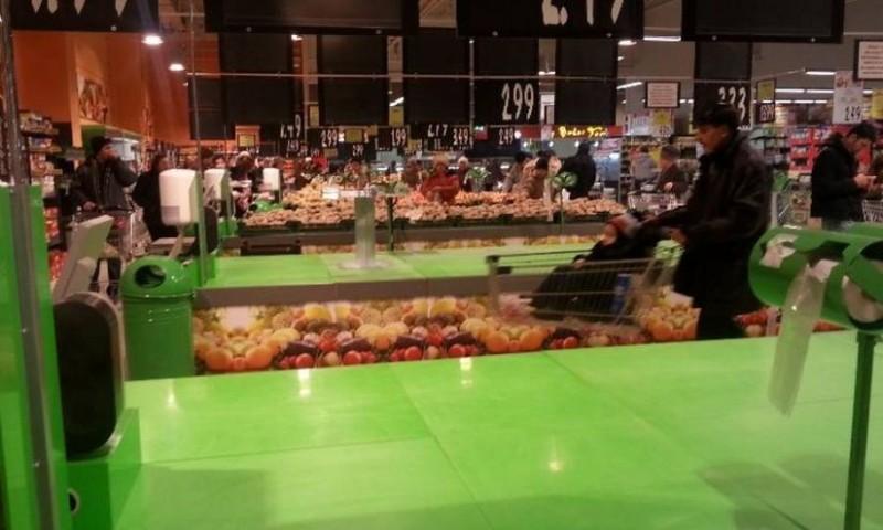 Peste 80 de tone de legume şi fructe, distruse în cadrul Operaţiunii Demetra