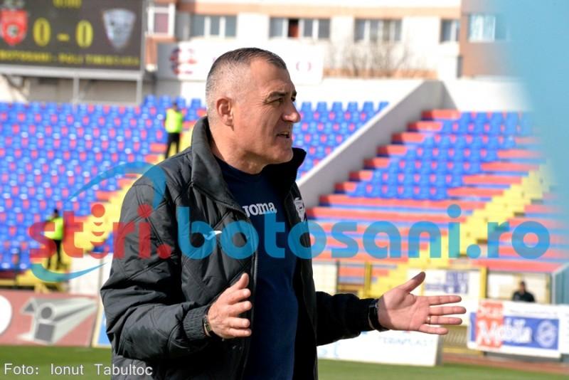 """Petre Grigoraş: """"A fost o lecţie pe care o privim cu demnitate"""""""