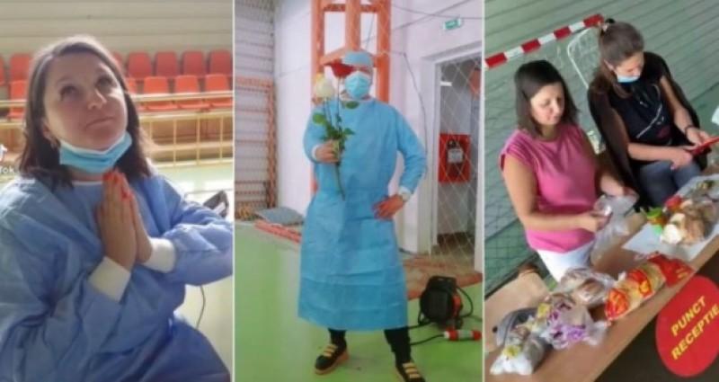 Petrecere într-un centru de vaccinare din Botoşani, transmisă pe TikTok. DSP a demarat o anchetă